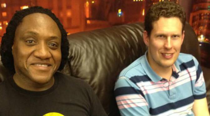 Johnny Cox & Siemy Di – Bass and Drum Improvisation
