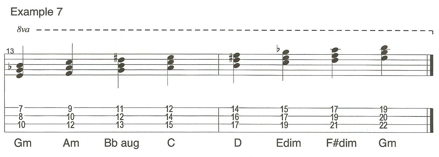 Video 3 Example 7 Triads