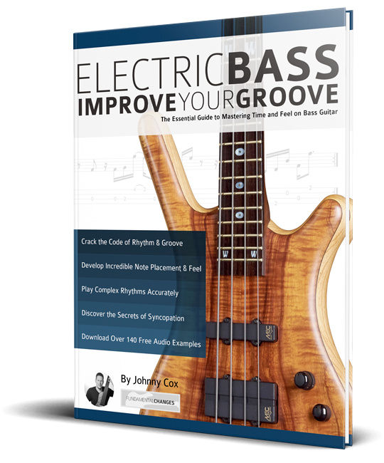3D Cover Image Improve Your Bass Grooves
