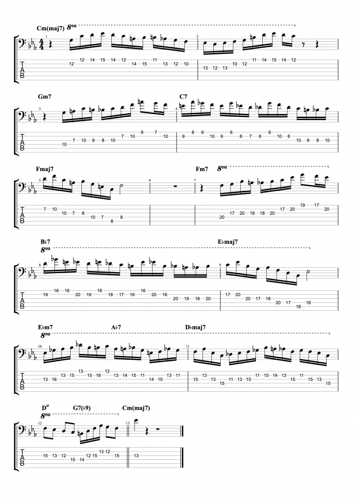 Solar - Jazz Vocabulary Exercise