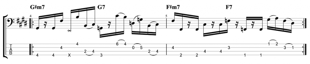Slap Bass 10 Minute Workout