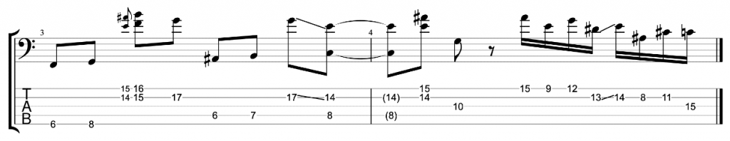 Two-Hand Tapping Groove